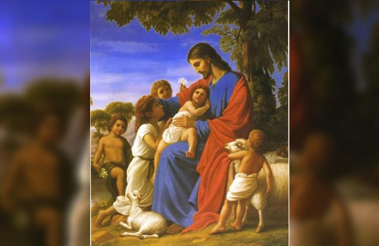 Oración del lunes: «El que me recibe a mí, recibe a aquel que me envió»