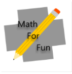 Math For Fun Logo