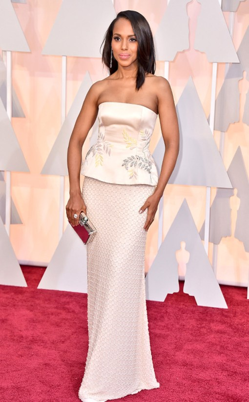 Kerry Washington Oscar 2015