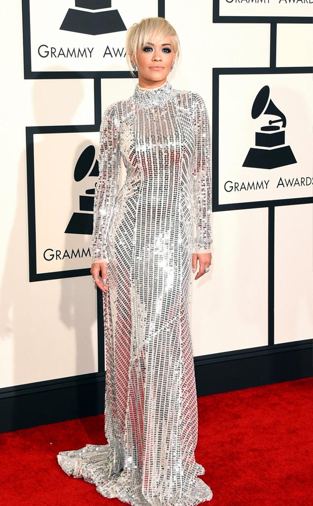 Rita Ora grammy awards 2015