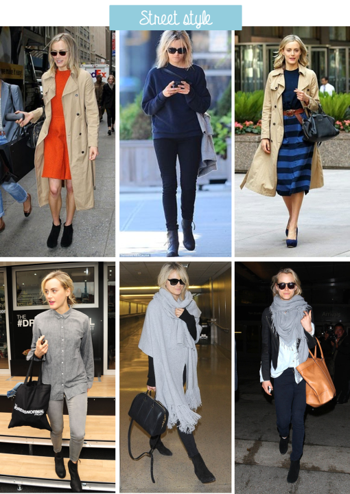 Looks street style Taylor Shilling
