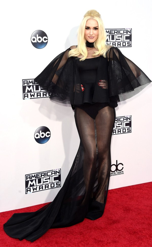 Gwen Stefani AMA American music Awards 2015