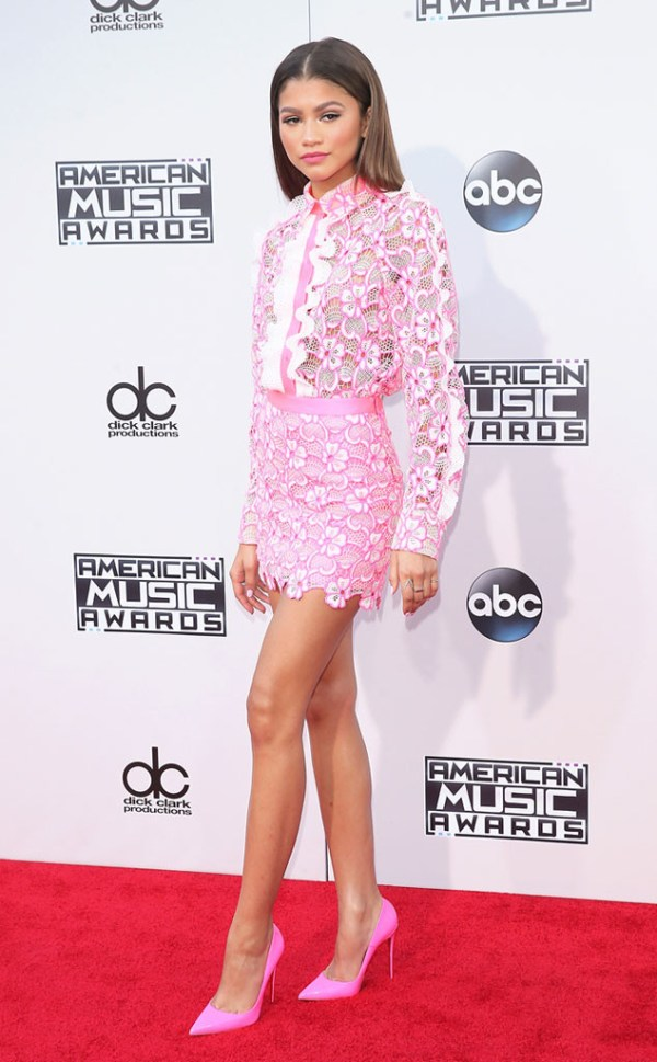Zendaya AMA American music Awards 2015