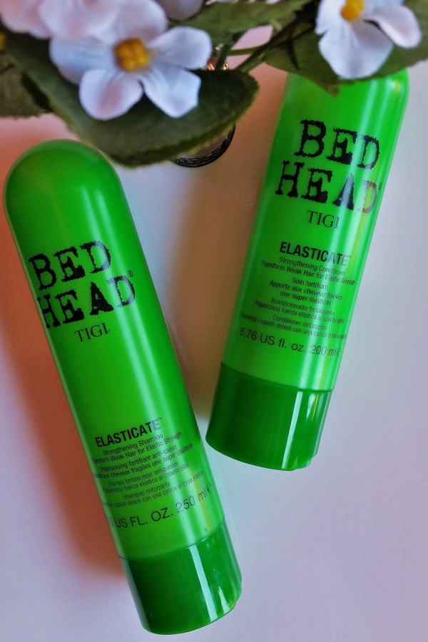 Elasticate Bed head resenha