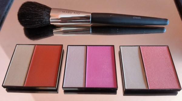 Cores Blush Mineral Duo Mary Kay