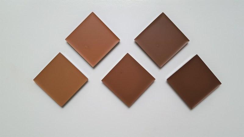 Resenha Base creme efeito pó mary kay cores Bronze