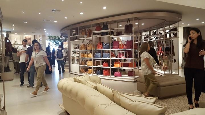 Nova loja Shoestock Moema Netshoes (2)