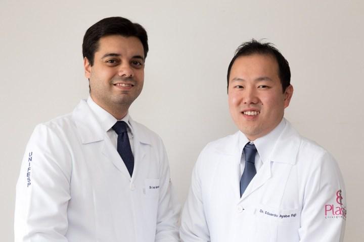 Dr. Ivan e Dr. Eduardo cirurgiões plásticos Plastie cirurgia plástica Alphaville São Paulo 2