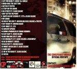 LARCENY – Conspiracy World Vol. 1 Mixtape by DJ OMEGA RED