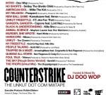 Unkut Presents: Counterstrike Mixtape Hosted By DJ Doo Wop