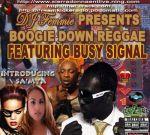 DJ Femmie Presents Boogie Down Reggae Feat Busy Signal Mixtape