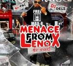 DJ Delz & Al Pac – Menace From Lenox 2 Mixtape