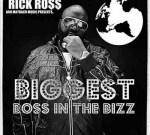 Rick Ross – Biggest Boss In The Bizz Mixtape