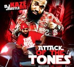 DJ Kaze – Attack of the Tones Mixtape by Tone Trump