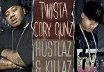 Twista & Cory Gunz – Hustlaz & Killaz Mixtape