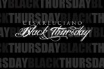 Cesar Luciano – Black Thursday Mixtape