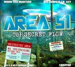 Mook Tha Martian – Area 51:Top Secret Flow Mixtape