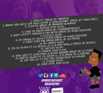 HoodStar Chantz – Bart Pimpson Official Mixtape