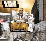 Dj Gallo & Dj Arab – Cocaine Cowboys 4 Business As Usual Mixtape