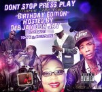 Meek Mill Ft. Lil Boosie & Others – Don't Stop Pressplay (Birthday Edition)