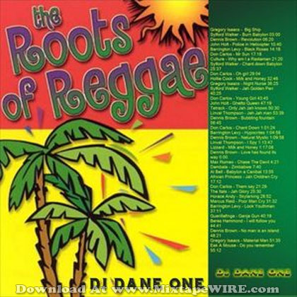 Dj-Dane-One-Roots-Of-Reggae-80s-And-90s