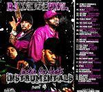 Dj WhiteOwl – Jackin For Beats 4 (Instrumentals)