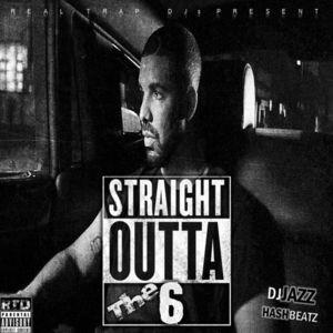 Drake_Straight_Outta_The_6-mixtape