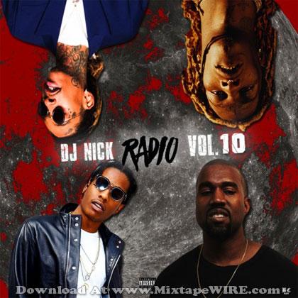 DJ-NIck-Radio-Vol-10
