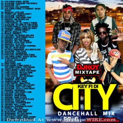 KEY-TO-THE-CITY-DANCEHALL-RAW-MIX