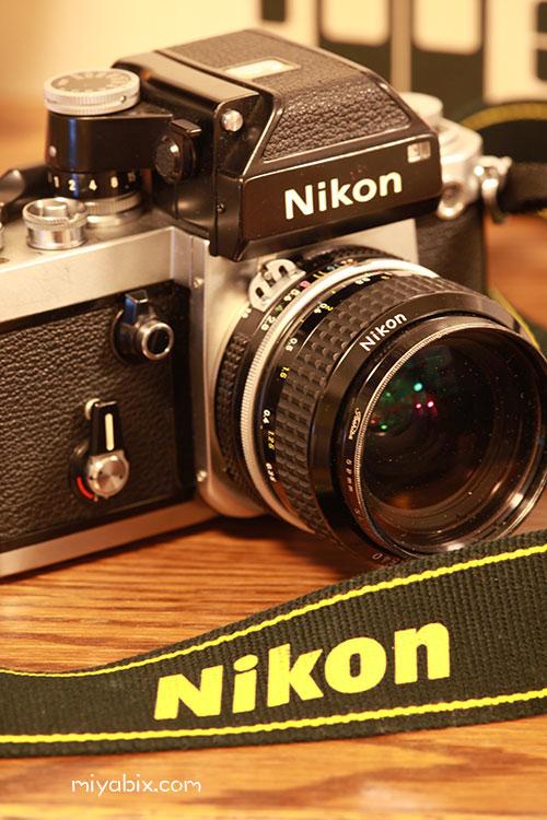 ニコン,Nikon,F2,一眼レフ,フィルム