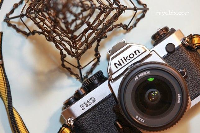 ニコン,Nikon,FM2,一眼レフ,フィルム