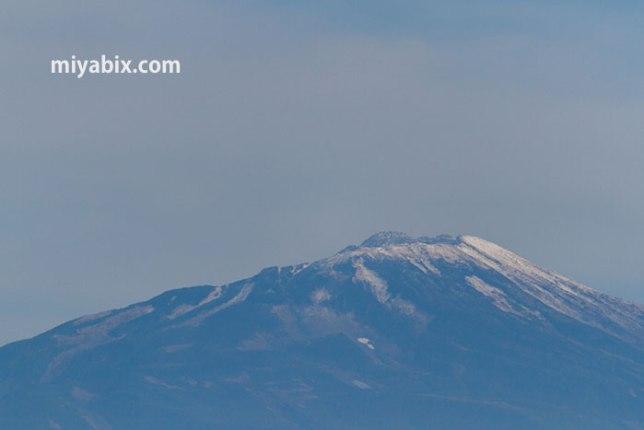 鳥海山,雪,登山,100名山