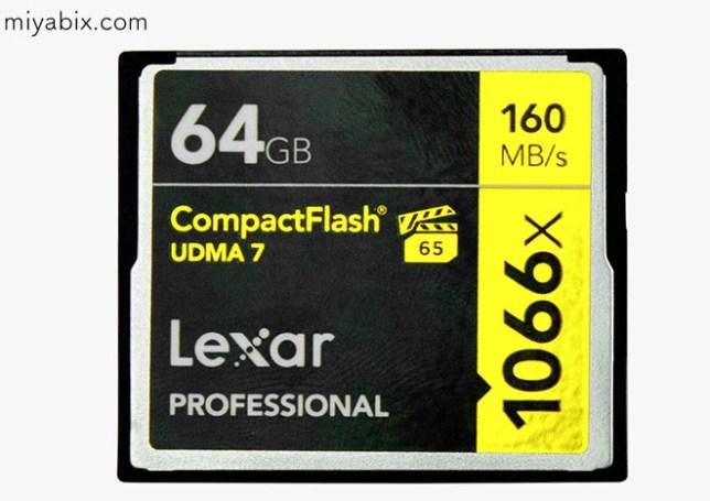 Image Ressue5,Lexar,レクサーCF,コンパクトフラッシュ,メモリーカード,一眼レフ