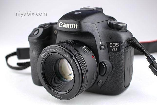 Canon,EF50mm,F1.8,STM