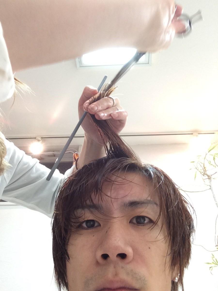 【宮本、髪切ったってよ】〜はじめしゃちょーの髪型をパクるの巻〜