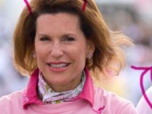 Nancy Brinker of the Susan G. Komen Foundation for the Cure