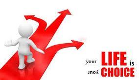 image Life is Choice