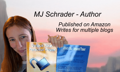 MJ Schrader - Author