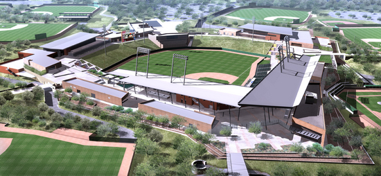 Salt River Fields...Of Dreams it Seems (1/6)