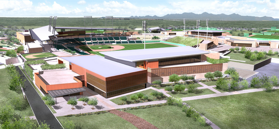 Salt River Fields...Of Dreams it Seems (3/6)