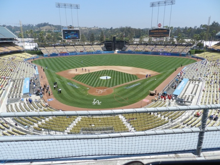 The Angels Return to Sunny SoCal for Two More Wins + I Return to Dodger Stadium (3/6)