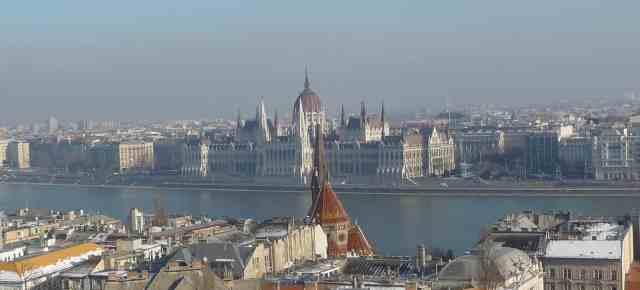 Old World Budapest