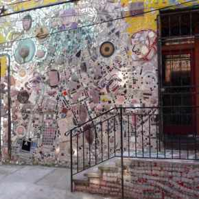 Murals and Mosaics in Philly
