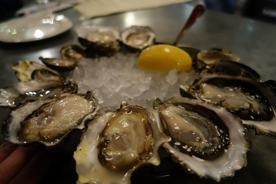 tay oysters