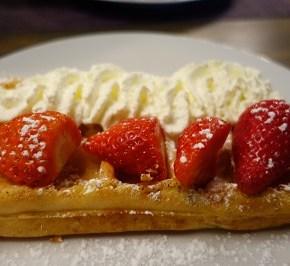 Chocolates, waffles and beer-it's Belgium