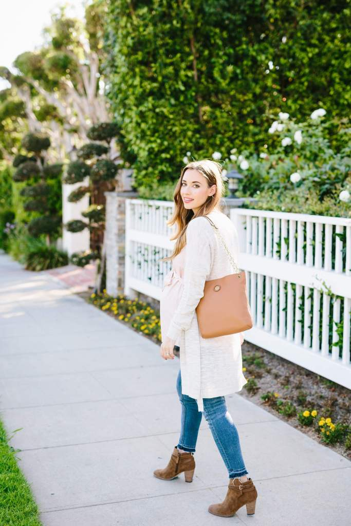 An #NSale Outfit to Wear Now or Later