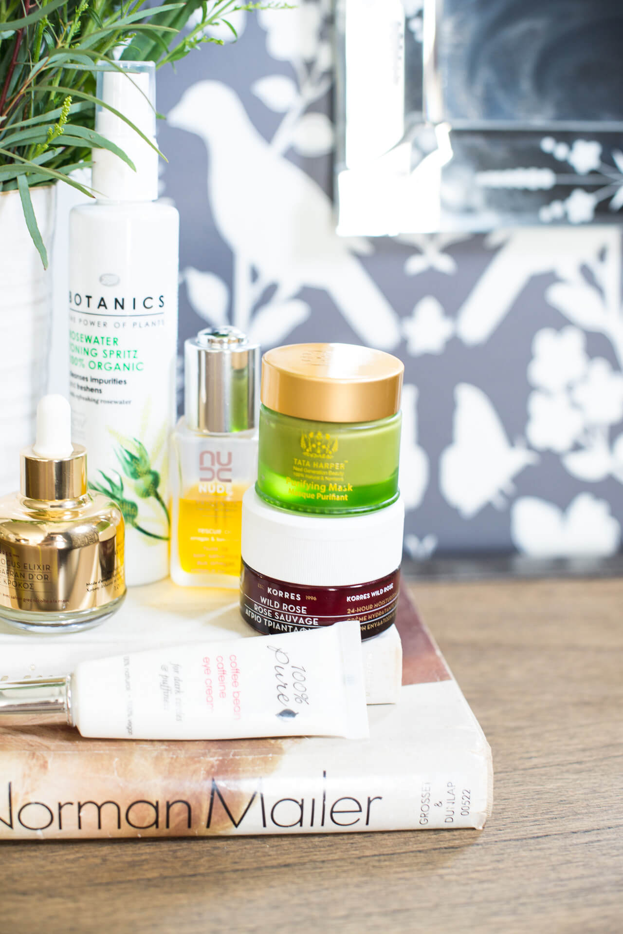 pregnancy skincare products that are all natural