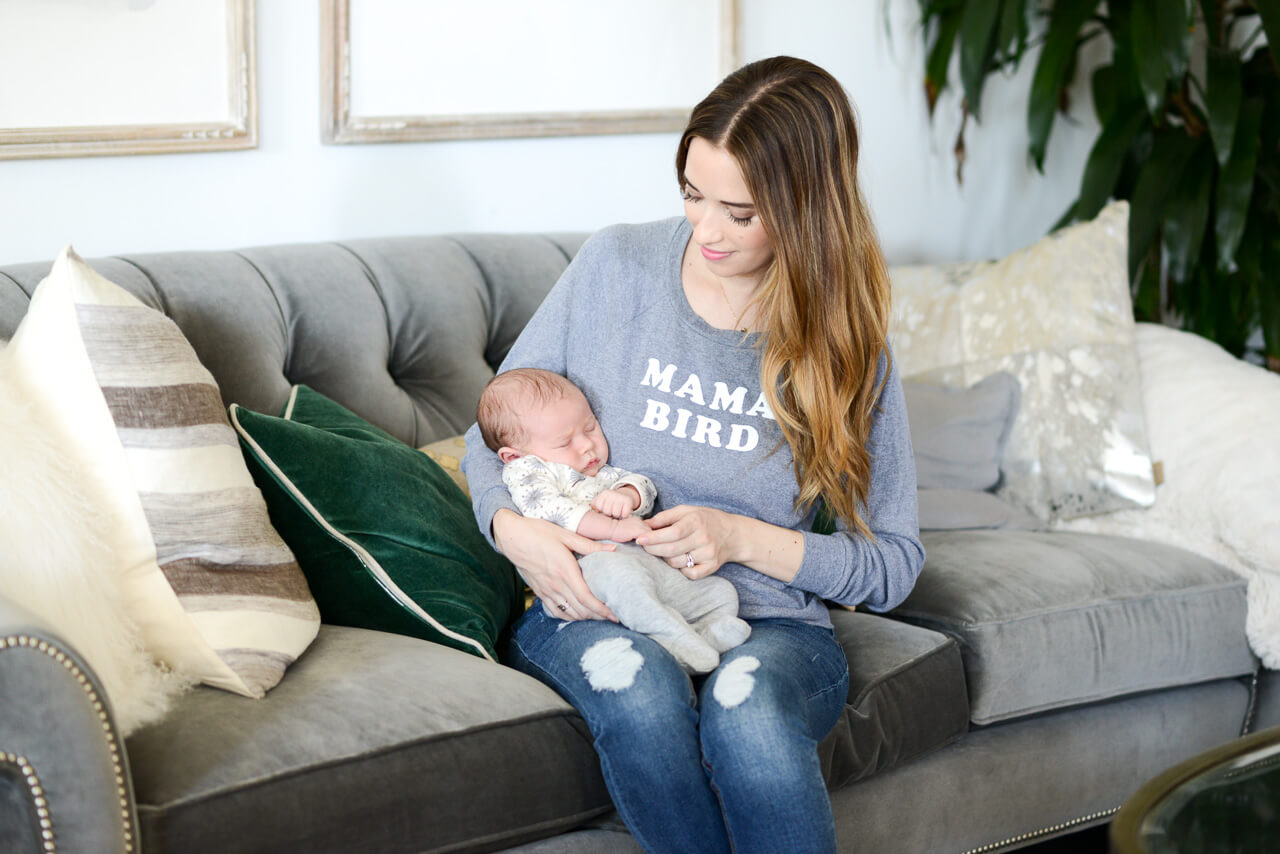 M Loves M new mom must-haves