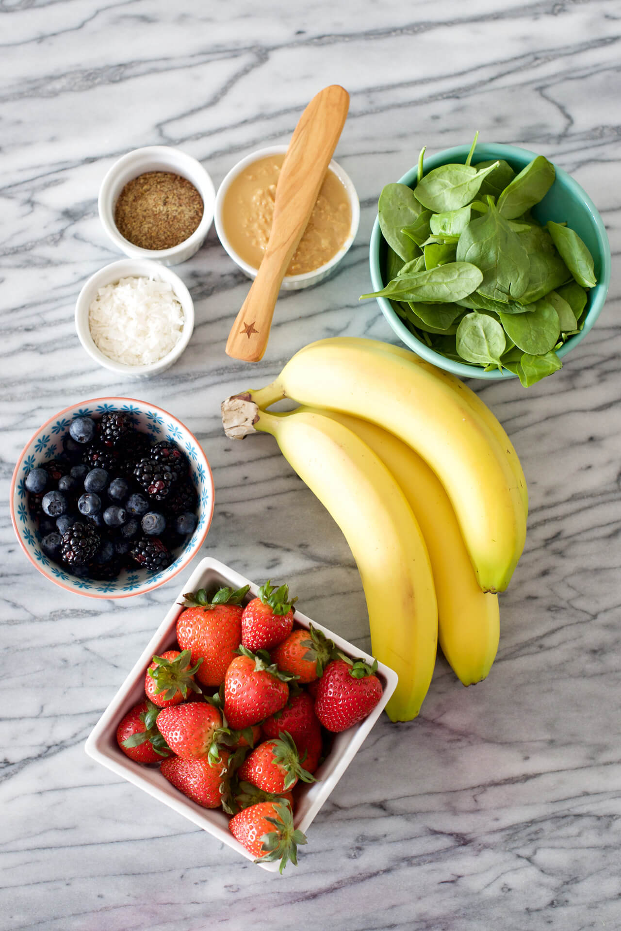 fresh fruit for smoothies