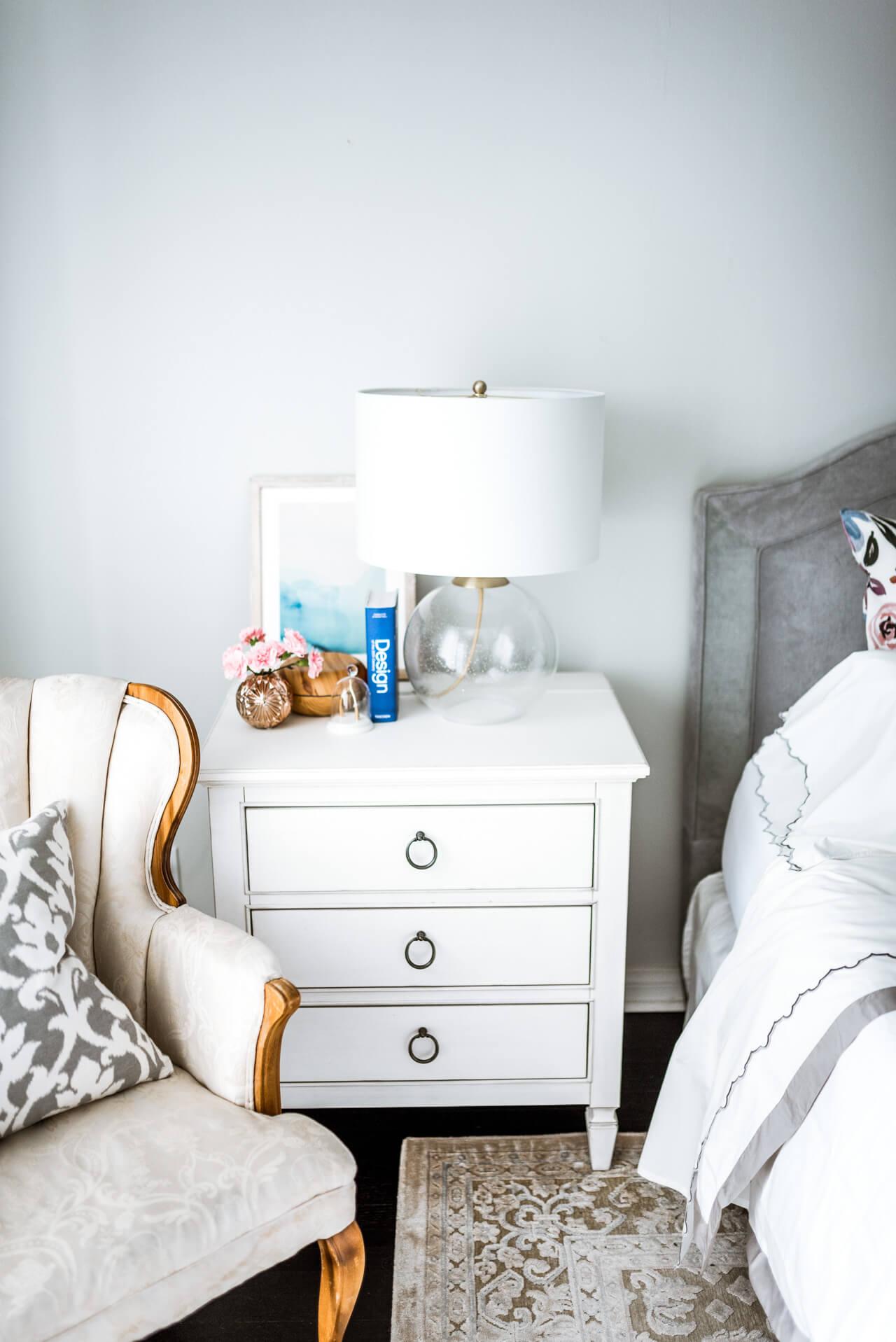 M Loves M bedroom